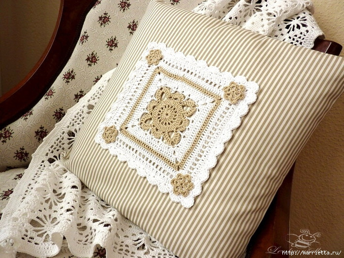 The best in internet: Crochet Home Decor Ideas-Interior ...