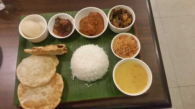 Thakroon Thali