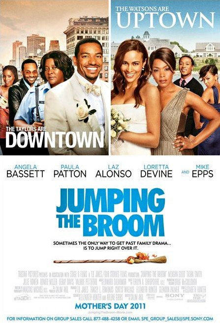 Jumping the Broom [BRRip] Español Latino [2011] Descargar