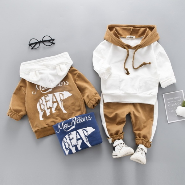 Children Clothing Suit For Boys Clothing Sets 2 3 4 Year
