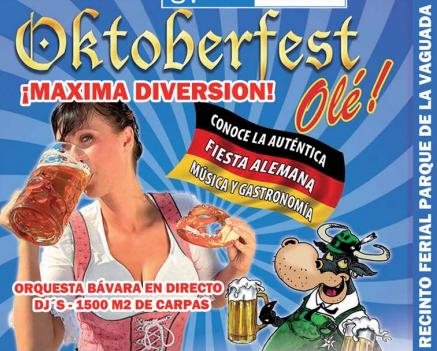 Programación Fiestas del Barrio del Pilar 2012
