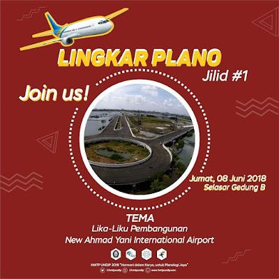 Lingkar Planologi Jilid #1