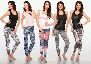 Printed Leggings for Rs.399 (Extra Discount: Buy 1 Get 10% Off, Buy 2 Get 15%, Buy 3 Get 20%)