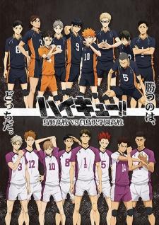 Haikyuu Season 3 Sub Indo Batch : haikyuu, season, batch, Haikyuu!!, Season, Subtitle, Indonesia, Mudah, Didownload, Dukun, Anime
