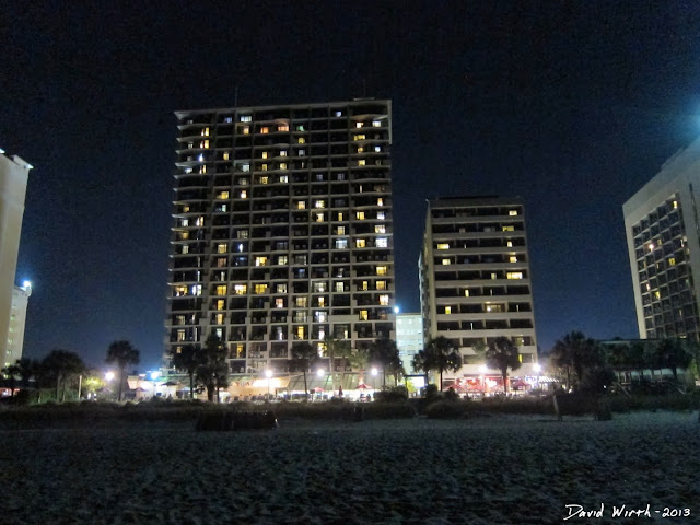 night life myrtle beach