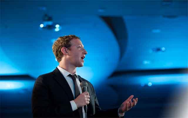 Mark Zuckerberg el tercer más rico del mundo