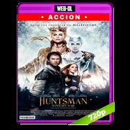 El cazador y la reina del hielo (2016) WEB-DL 720p Audio Ingles 5.1 Subtitulada