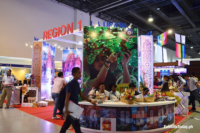 Region 1 Exhibit Booth