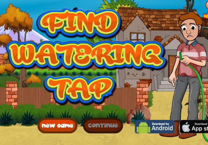 Find Watering Tap Walkthr…