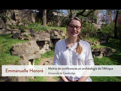 Antropóloga Emmanuelle Honoré