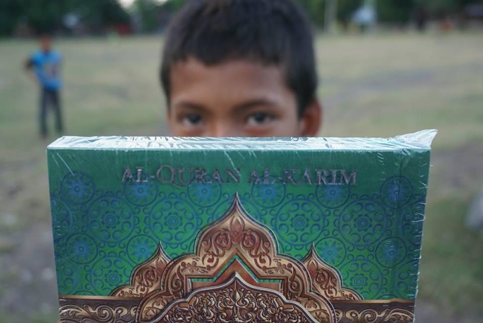 Wakaf Al-Qur'an - Nusa Tenggara Barat