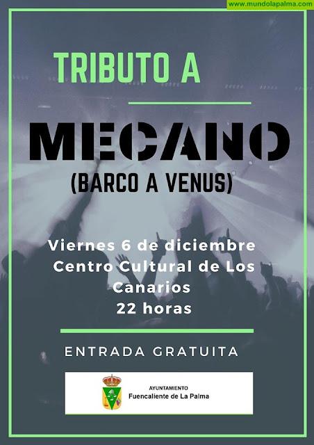 Concierto Tributo a Mecano en Fuencaliente