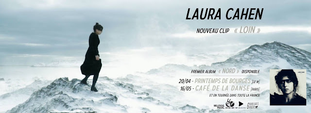 """Loin"" Laura Cahen Nord"