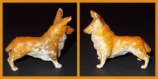 Corgi Dog; Corgi Mettoy; Corgi Toys; Corporate Mascot; Diecast Toy Accessory; Logo Mascot; Mettoy Corgi; Mettoy Playcraft; Novelty Figurine; Novelty Toy; Plastic Toy Dog; Small Scale World; smallscaleworld.blogspot.com; Toy Animal; Toy Dog;