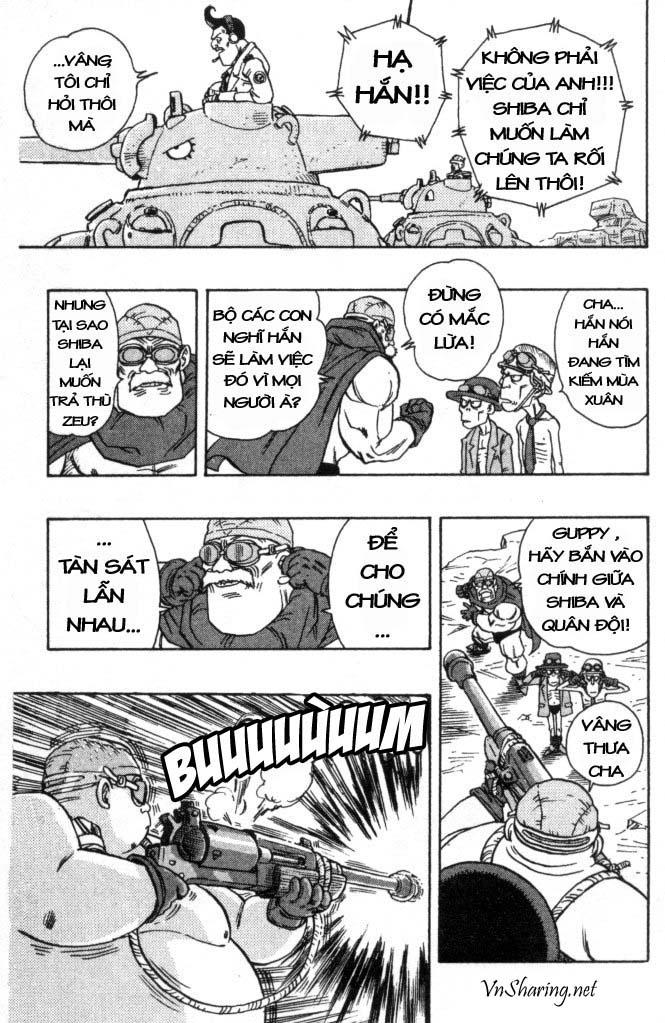 SandLand chap 7 trang 5