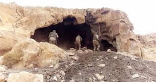 القوات المسلحة تضبط 8 تكفيريين بسيناء