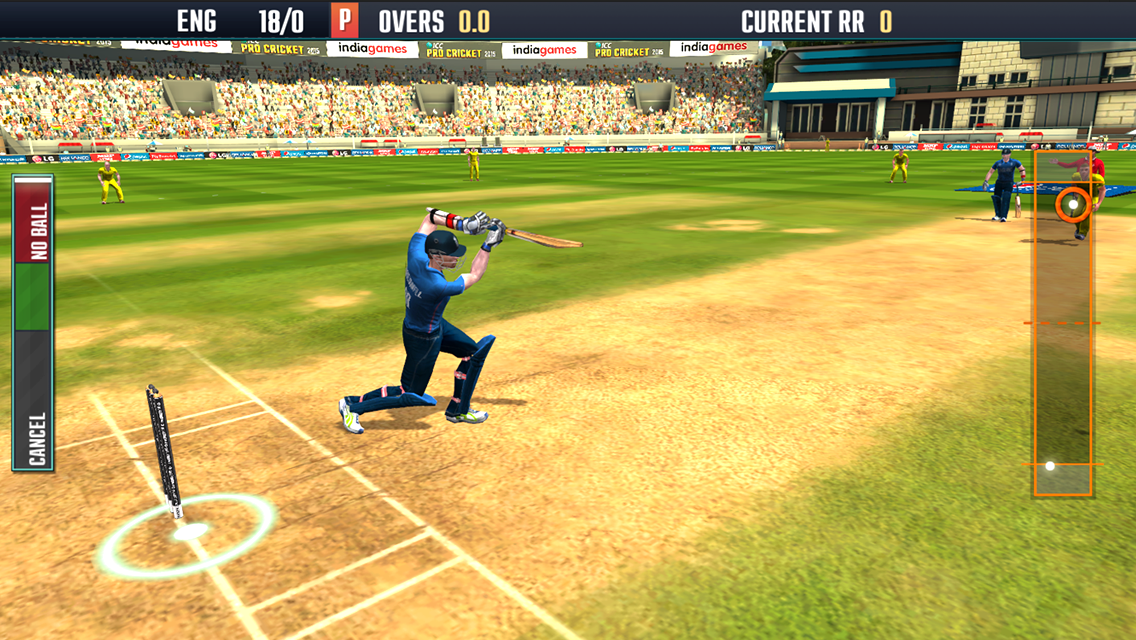 Cool Android Games: [90MB] EA Sports Cricket Game Download ...