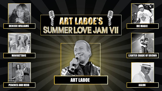 Art Laboe's Summer Love Jam VII  to be held at the Agua Caliente Casino on June 30