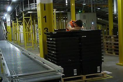 Akibat 'Kerja Rodi', Pegawai Amazon Banyak Dilarikan ke RS
