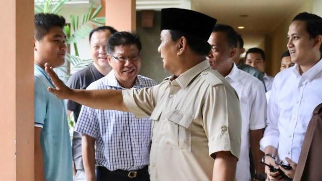 Prabowo Langsung Gak Respek Usai Datang ke Kantor Menko Gara-gara Ketemu Orang Ini