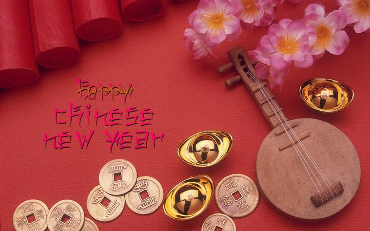 chinese  new year wish