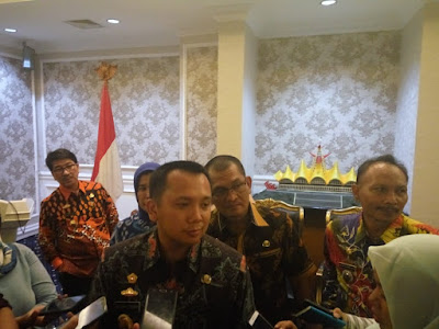 Gubernur Ridho Turut Resah Atas Kasus Audrey