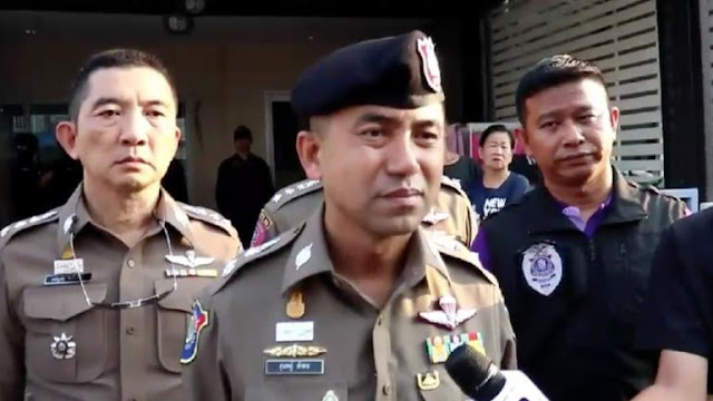 Photos: Nigerian international cocaine dealer arrested in Bangkok