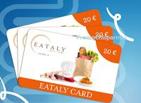 Logo Concorso ''FlormidaWin'': vinci 1.620 coupon da Eataly da 20€