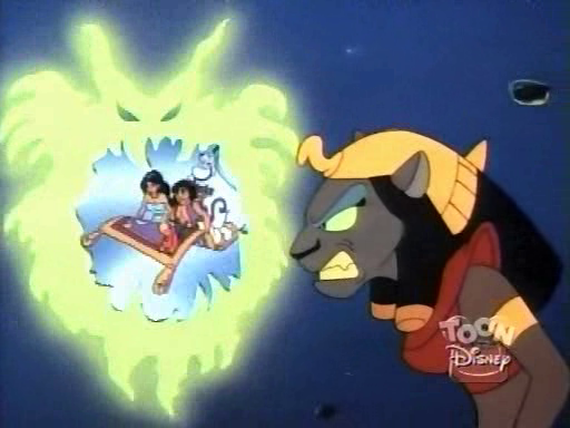 The Bernel Zone The Episode That Cemented Aladdin And Jasmine As