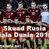 Skuad Rusia Piala Dunia 2018