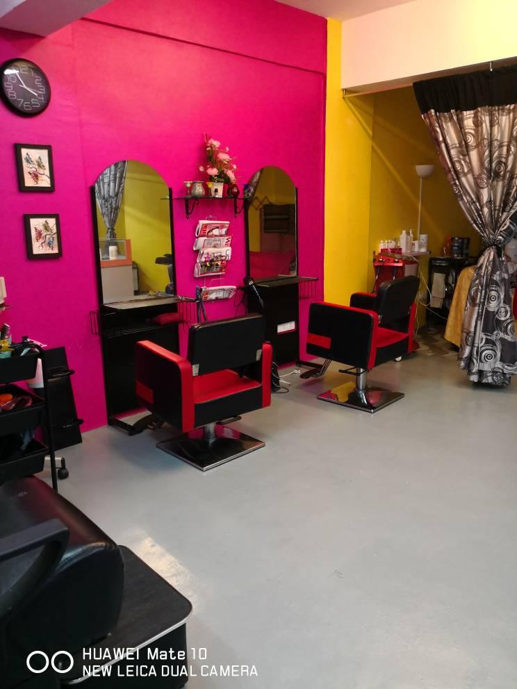 Terpikat dengan Pusat Kecantikan Medina & Salon Rambut Muslimah