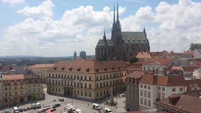 Catedral de San Pedro brno