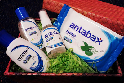 Antabax Travel Protection Pack
