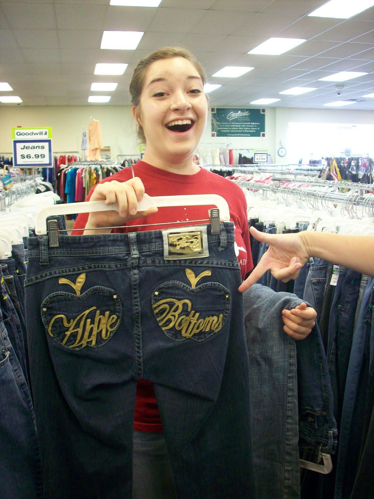 Apple bottom jeans for women