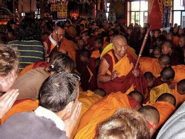Abbot of Kopan Monastery