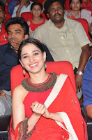 Tamanna at Oopiri Thanks Meet Event