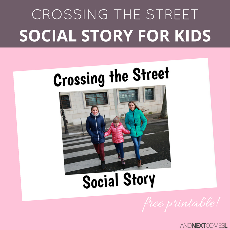 This is a picture of Transformative Printable Social Story