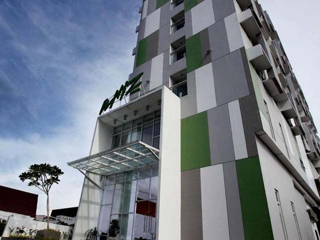 Hotel Whiz Pemuda Semarang Indonesia