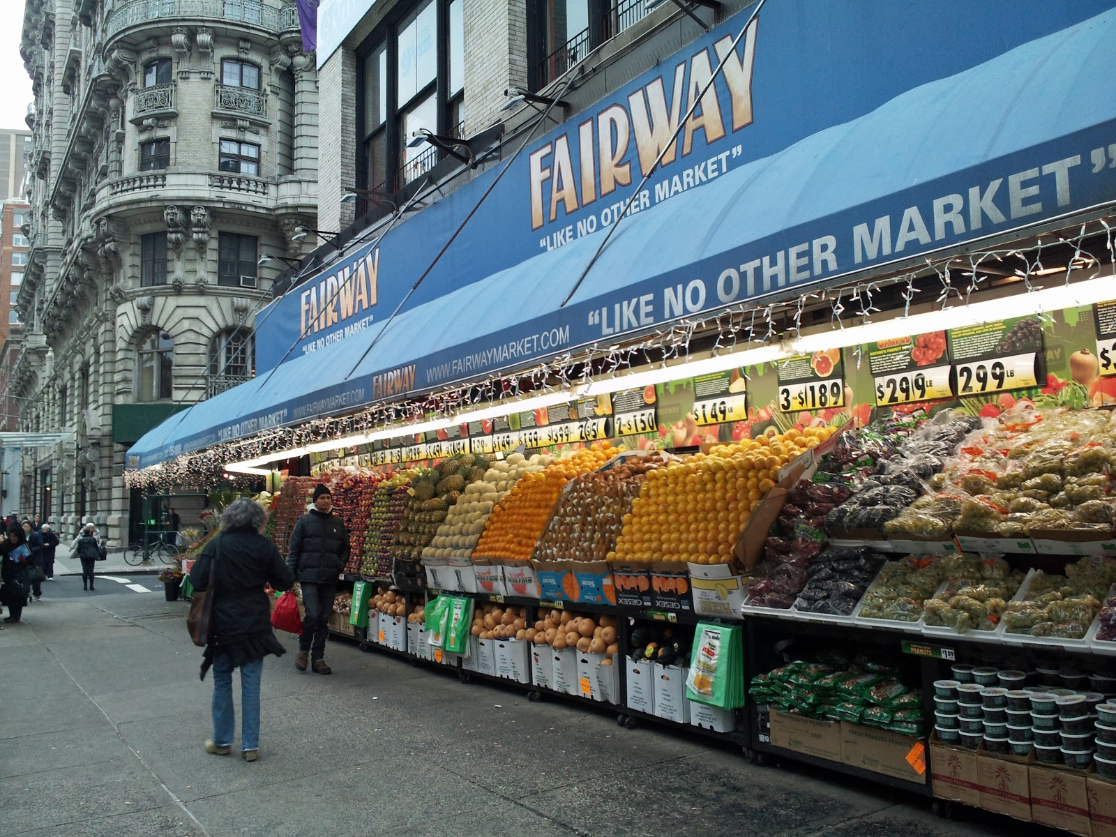Fairway Shop The Traveling Celiac Breakfast In Manhattan