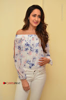 Actress Pragya Jaiswal Latest Pos in White Denim Jeans at Nakshatram Movie Teaser Launch  0005.JPG