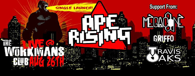 Ape Rising The Workmans Club Travis Oaks Griffo New Secret Weapon