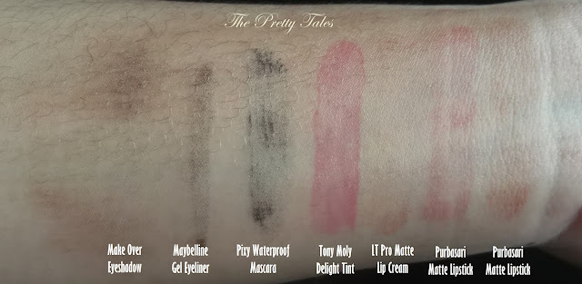 pixy eye and lip makeup remover review test