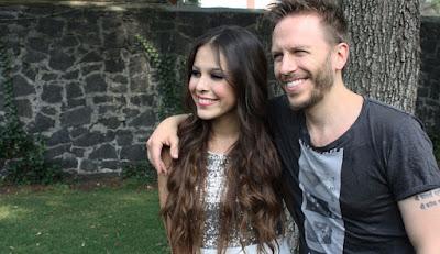 Canciones de amor de Noel Schajris y Danna Paola