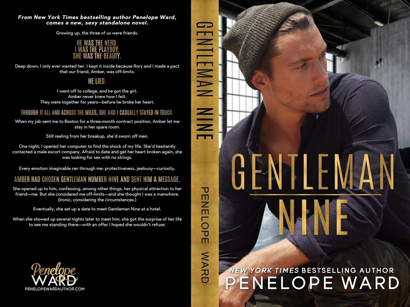 Penelope Ward: Gentleman Nine