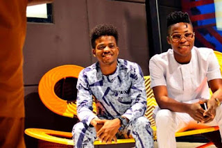 korede Bello admits he's in competition with reekado banks