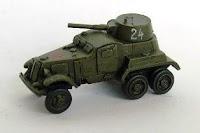 BA10 Armoured Car