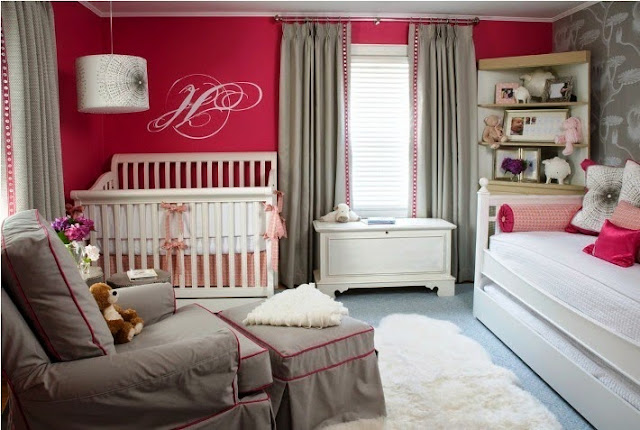 wall colors for a nursery