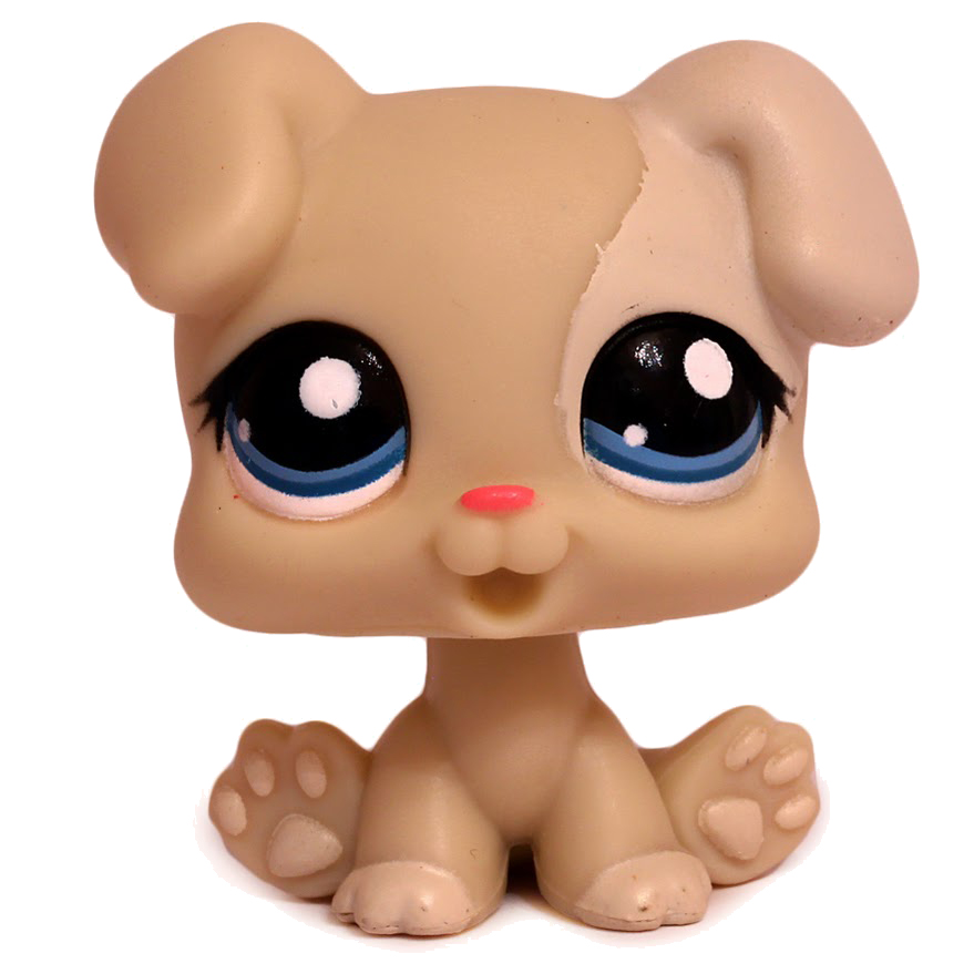 Littlest Pet Shop Valentine Cat