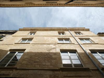 Réhabilitation immeuble en secteur sauvegarde à Bordeaux