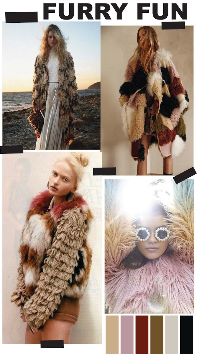 TRENDSPIRATION // FURRY FUN